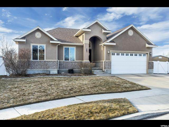 283 Cove Cir, Stansbury Park, UT 84074 (#1656870) :: Colemere Realty Associates
