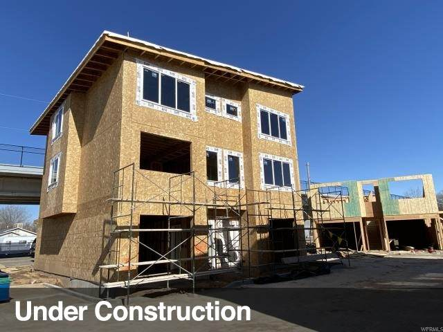 359 W 290 N #1, Clearfield, UT 84015 (#1656885) :: The Canovo Group