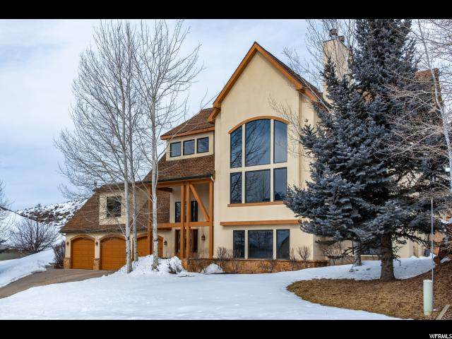 3316 Daybreaker Dr, Park City, UT 84098 (MLS #1656893) :: High Country Properties