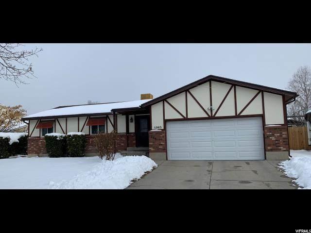 5962 S Rappahannock Cir W, Murray, UT 84123 (#1656896) :: Bustos Real Estate | Keller Williams Utah Realtors