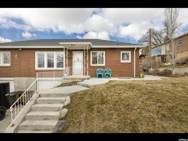 457 N L St E, Salt Lake City, UT 84103 (#1657008) :: Bustos Real Estate   Keller Williams Utah Realtors
