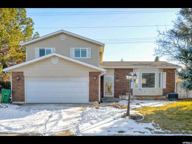 1548 E Sandy Hills Dr, Sandy, UT 84093 (#1657058) :: Utah City Living Real Estate Group