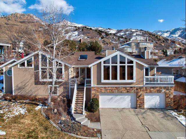 6499 S Canyon Cove Place Pl, Holladay, UT 84121 (#1657060) :: goBE Realty