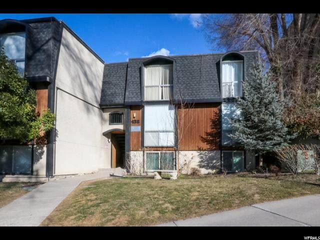 438 N Center W #207, Salt Lake City, UT 84103 (#1657065) :: Bustos Real Estate   Keller Williams Utah Realtors
