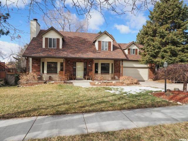9894 S Eastdell Dr E, Sandy, UT 84092 (#1657102) :: Utah City Living Real Estate Group