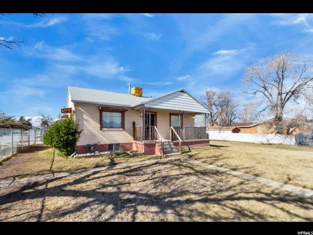 4390 S 4000 W, West Valley City, UT 84120 (#1657172) :: Red Sign Team