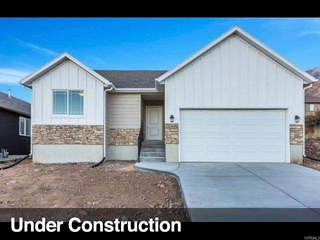 3614 N Willy Way W #105, Eagle Mountain, UT 84005 (#1657180) :: Red Sign Team