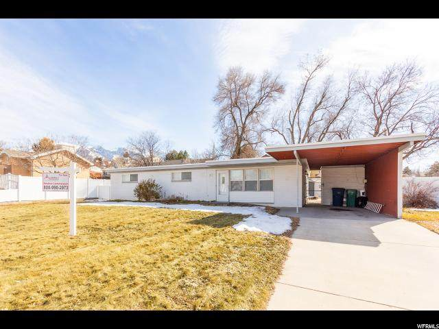 1512 E 8600 S, Sandy, UT 84093 (#1657247) :: Colemere Realty Associates