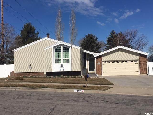 2682 W Kamas Dr S, Taylorsville, UT 84129 (#1657287) :: Bustos Real Estate   Keller Williams Utah Realtors