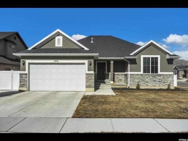 2498 W Cranberry Ridge Rd, Lehi, UT 84043 (#1657336) :: Red Sign Team