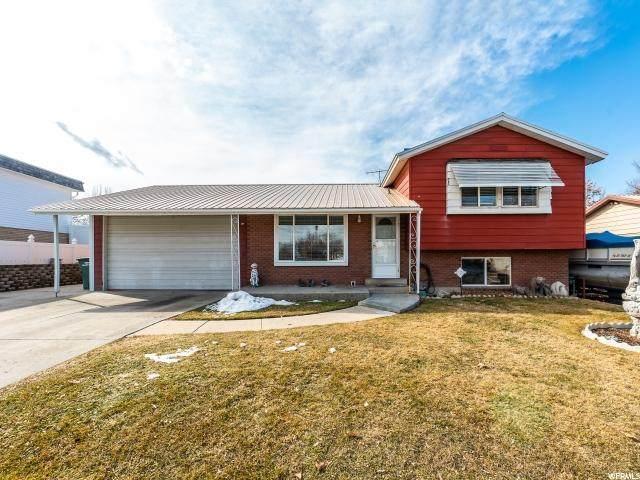 4122 S Bannock Dr, West Valley City, UT 84120 (#1657389) :: Bustos Real Estate   Keller Williams Utah Realtors