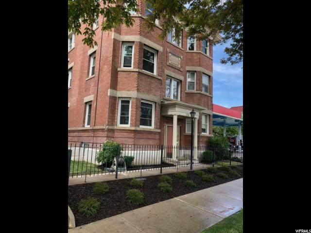 214 W North Temple N E7, Salt Lake City, UT 84103 (#1657438) :: Bustos Real Estate   Keller Williams Utah Realtors