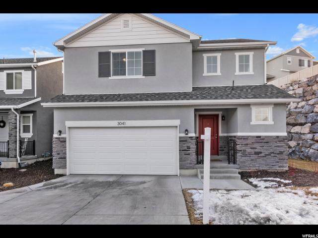 3041 S Red Dr W, Saratoga Springs, UT 84045 (#1657449) :: goBE Realty
