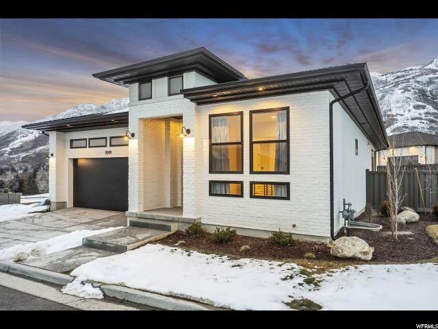 9309 S San Giorgio Ln E #346, Cottonwood Heights, UT 84093 (#1657489) :: Colemere Realty Associates