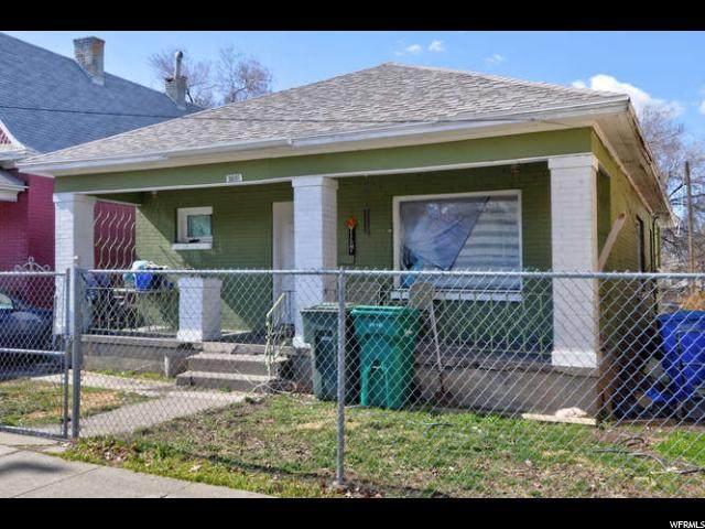 2681 S Lincoln Ave, Ogden, UT 84401 (#1657521) :: The Canovo Group
