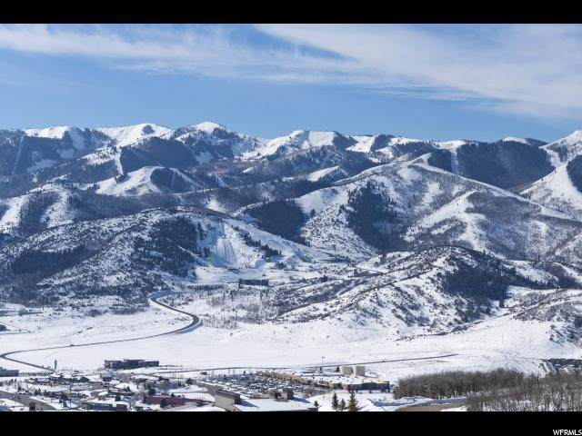 1540 Snow Berry St, Park City, UT 84098 (#1657537) :: Action Team Realty