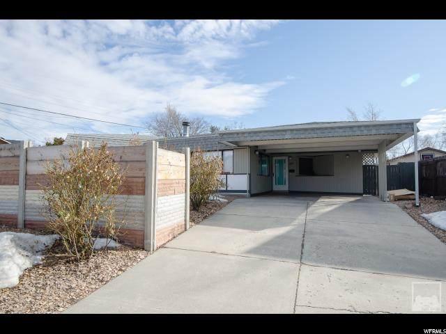 1468 E Sunnyside Ave, Salt Lake City, UT 84105 (#1657539) :: Red Sign Team