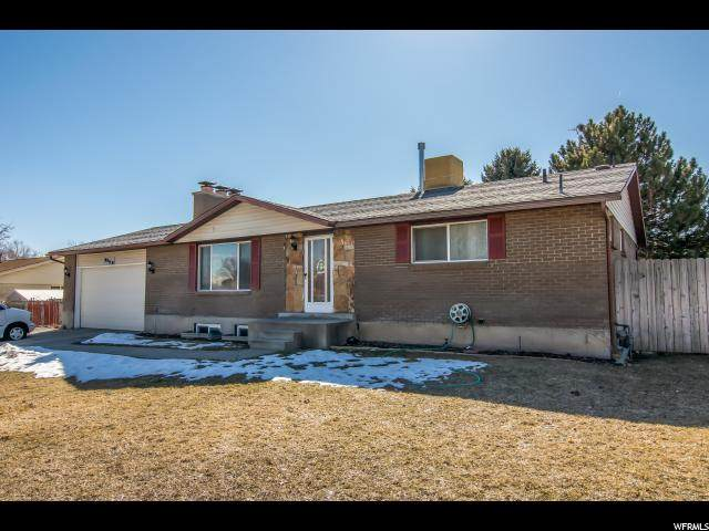 3159 W Ryan Dr S, Taylorsville, UT 84118 (#1657565) :: Colemere Realty Associates