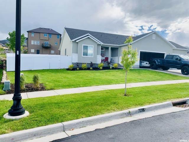 373 W Ruger Dr, Saratoga Springs, UT 84045 (#1657574) :: Colemere Realty Associates