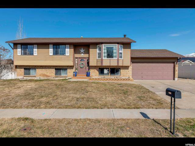 1154 W 1850 S, Woods Cross, UT 84087 (#1657580) :: Colemere Realty Associates