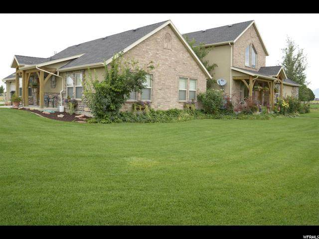 1730 S 2100 W, Mapleton, UT 84664 (#1657582) :: Colemere Realty Associates
