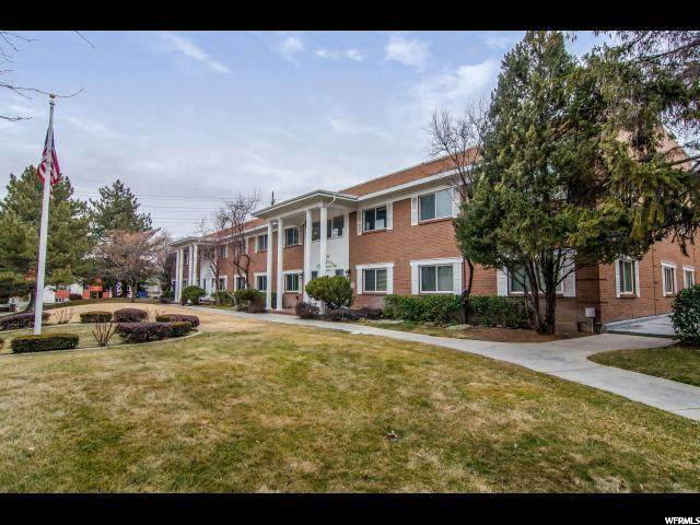 2736 S Highland Dr #8, Salt Lake City, UT 84106 (#1657665) :: Colemere Realty Associates