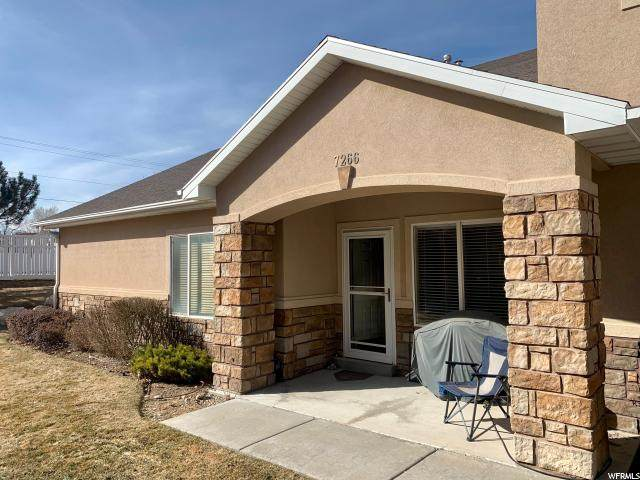 7266 S Brittany Town Dr Dr W, West Jordan, UT 84084 (#1657717) :: Red Sign Team