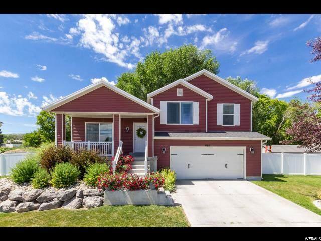 460 S Heritage Dr W, Vernal, UT 84078 (#1657724) :: Big Key Real Estate
