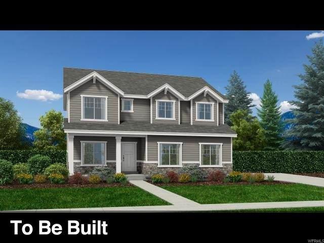1138 S 1400 W #122, Springville, UT 84663 (MLS #1657726) :: Lookout Real Estate Group