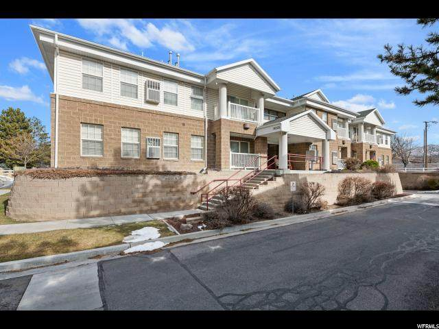 11025 S Grapevine Cv E #203, Sandy, UT 84070 (#1657783) :: Colemere Realty Associates