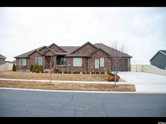 585 E Coach Ln, Grantsville, UT 84029 (MLS #1657908) :: Lookout Real Estate Group