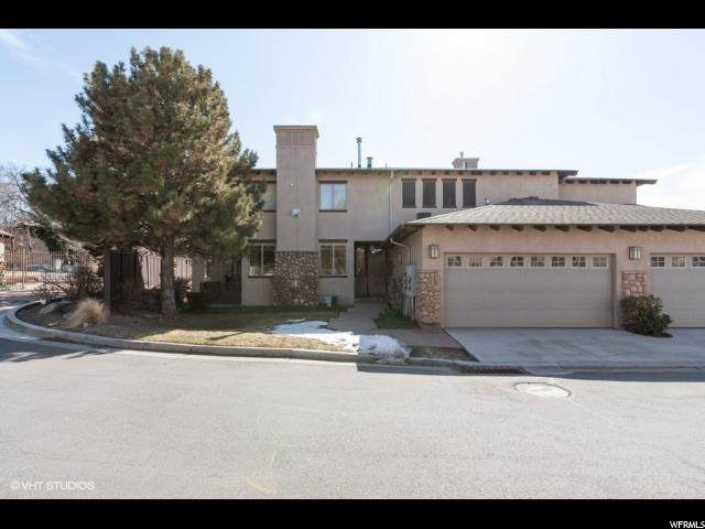 4463 S Maybeck Pl E D, Salt Lake City, UT 84124 (#1658063) :: McKay Realty