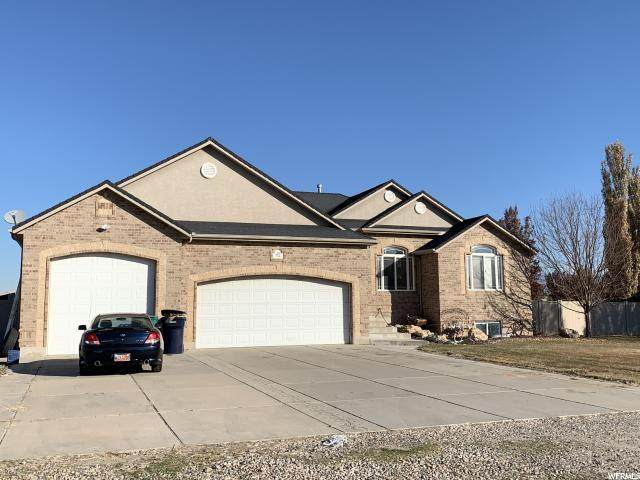 6532 W 5800 S, Hooper, UT 84315 (#1658212) :: Doxey Real Estate Group