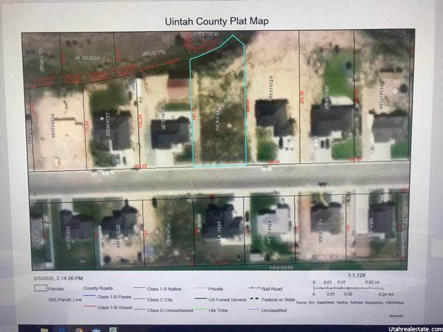 2223 E 1900 S #39, Naples, UT 84078 (#1658236) :: Berkshire Hathaway HomeServices Elite Real Estate