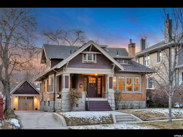 67 N H St, Salt Lake City, UT 84103 (#1658348) :: Colemere Realty Associates