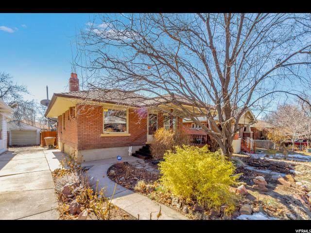 1144 E Sherman Ave S, Salt Lake City, UT 84105 (#1658439) :: EXIT Realty Plus