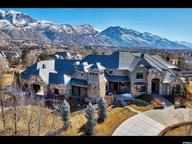 343 W Stone Gate Ln N, Provo, UT 84604 (#1658459) :: Doxey Real Estate Group