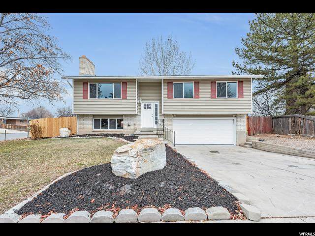 4236 W 3800 S, West Valley City, UT 84120 (#1658518) :: Red Sign Team