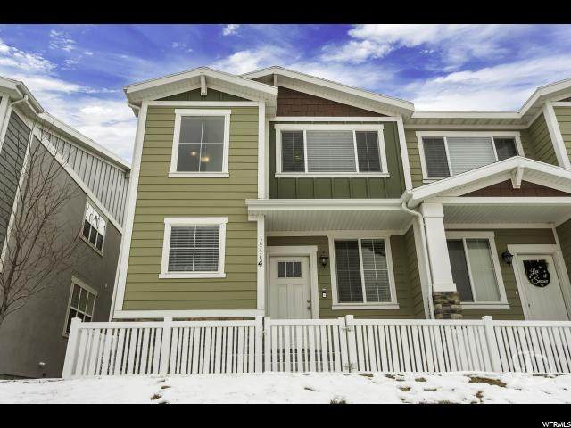 1114 W Emerald Pools Ln S, Bluffdale, UT 84065 (#1658631) :: Red Sign Team