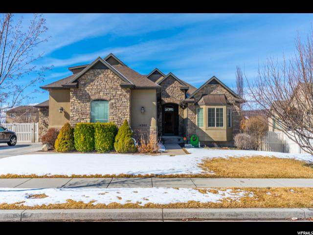 14302 Stone Fly Dr, Bluffdale, UT 84065 (#1658633) :: Big Key Real Estate