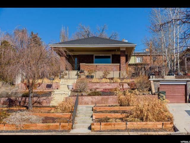 733 E Ninth Ave N, Salt Lake City, UT 84103 (#1658655) :: Colemere Realty Associates