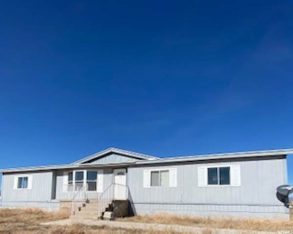 5891 E 150 N, Fort Duchesne, UT 84026 (#1658801) :: Von Perry | iPro Realty Network