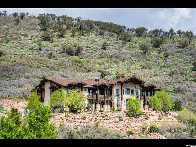 5320 Cove Hollow Ln, Park City, UT 84098 (#1658845) :: Doxey Real Estate Group
