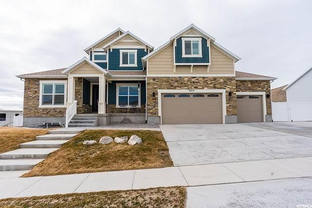 9609 N Spring Bridge, Eagle Mountain, UT 84005 (#1658862) :: Big Key Real Estate