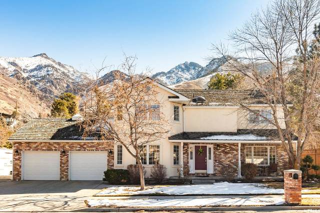 8903 Sutton Way, Cottonwood Heights, UT 84093 (#1659045) :: Utah City Living Real Estate Group