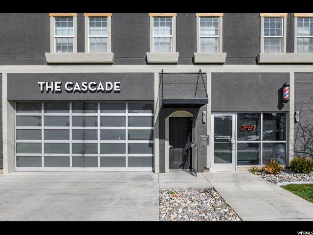 159 E 800 S #204, Salt Lake City, UT 84111 (#1659112) :: Doxey Real Estate Group