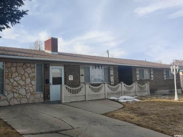 191 W 480 S, Tooele, UT 84074 (#1659143) :: Big Key Real Estate