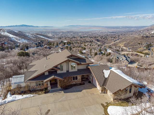 2679 S Wood Hollow Way, Bountiful, UT 84010 (MLS #1659177) :: Lookout Real Estate Group