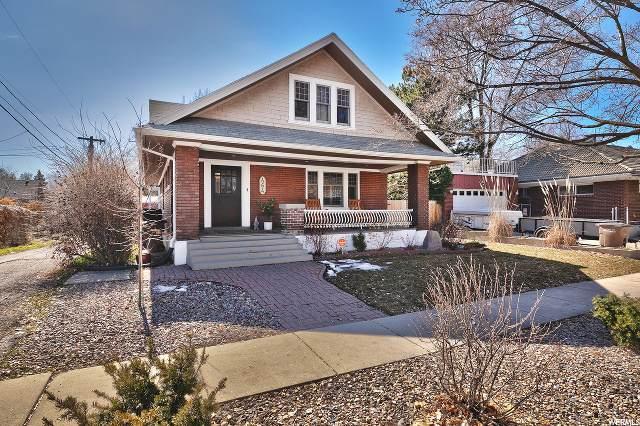 464 E Harvard Ave S, Salt Lake City, UT 84111 (MLS #1659217) :: Lawson Real Estate Team - Engel & Völkers