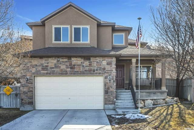 2962 E Sandpiper Rd, Eagle Mountain, UT 84005 (#1659263) :: Red Sign Team